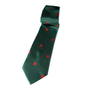 lady-haig-poppy-tie-green