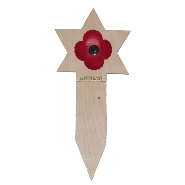 Remembrance Star of David