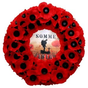 Somme wreath no2