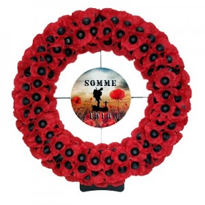 somme wreath no 8