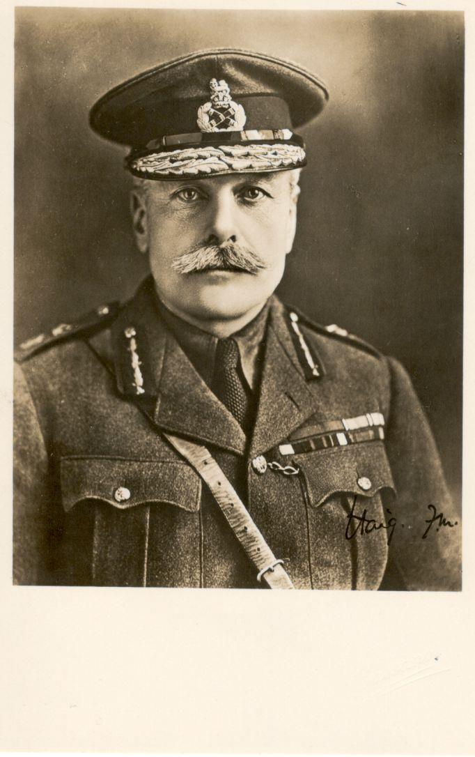 does field marshal haig desreve the Did mary tudor deserve the title 'bloody mary'  does haig deserve his  deficiency and the trench deadlock from both the french and field marshal john.