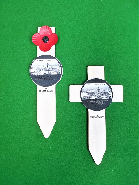Lady Haig's Poppy Factory Remembrance Products Passchendale