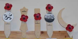 Remembrance Symbols Available From Lady Haig's Poppy Factory