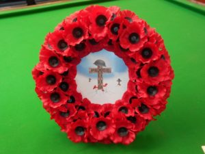 Armistice Commemorative Wreath exclusive to Lady Haig's Poppy Factory