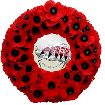 No. 2 D-Day Commemoration Wreath
