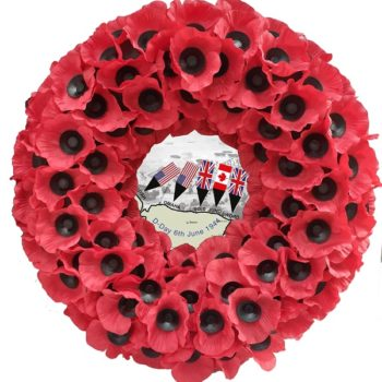 No. 7 D-Day Commemoration Wreath