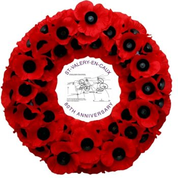 No. 2 St. Valery Commemoration Wreath
